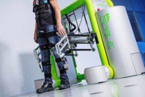 Motion Control Solutions Motors for Patient Rehabilitation and Advanced Prosthetics
