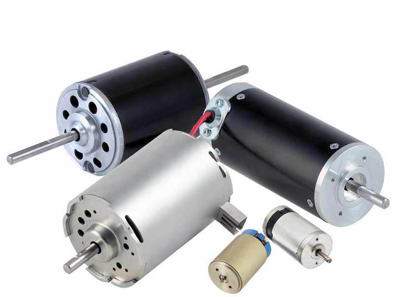 Commercial & Industrial Brushed DC Motors