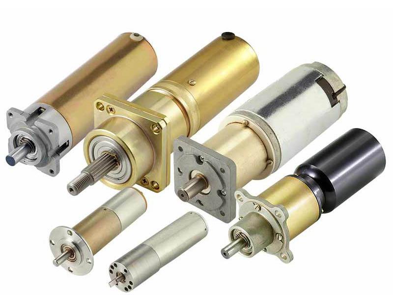 Planetary Gear Motors